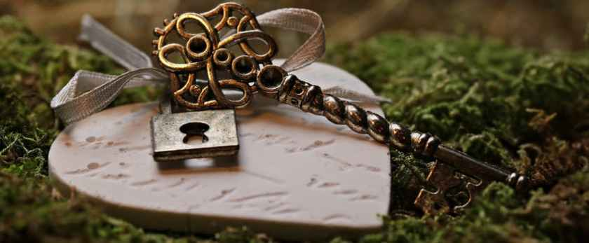 Chain and lock