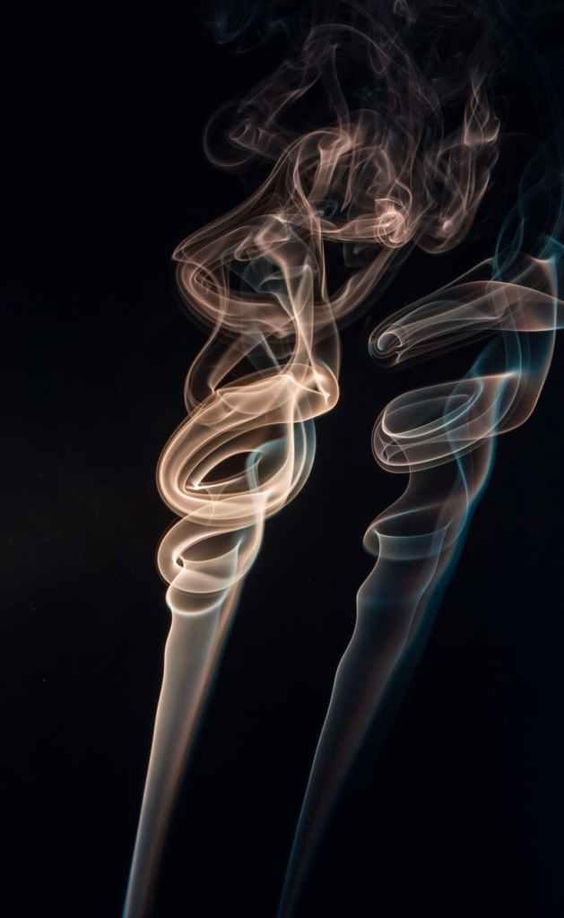 abstract art burn burnt